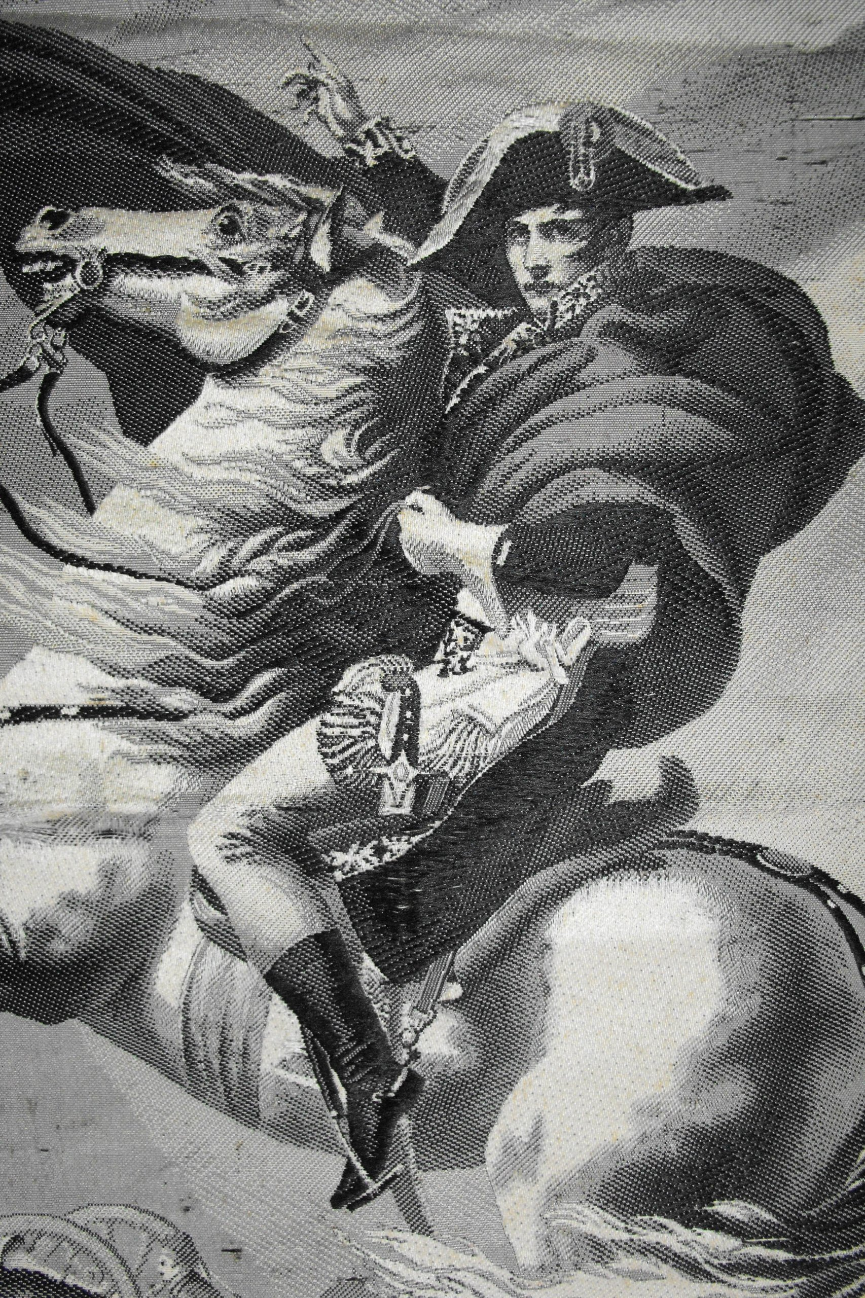 Obraz - Napoleon - żakard