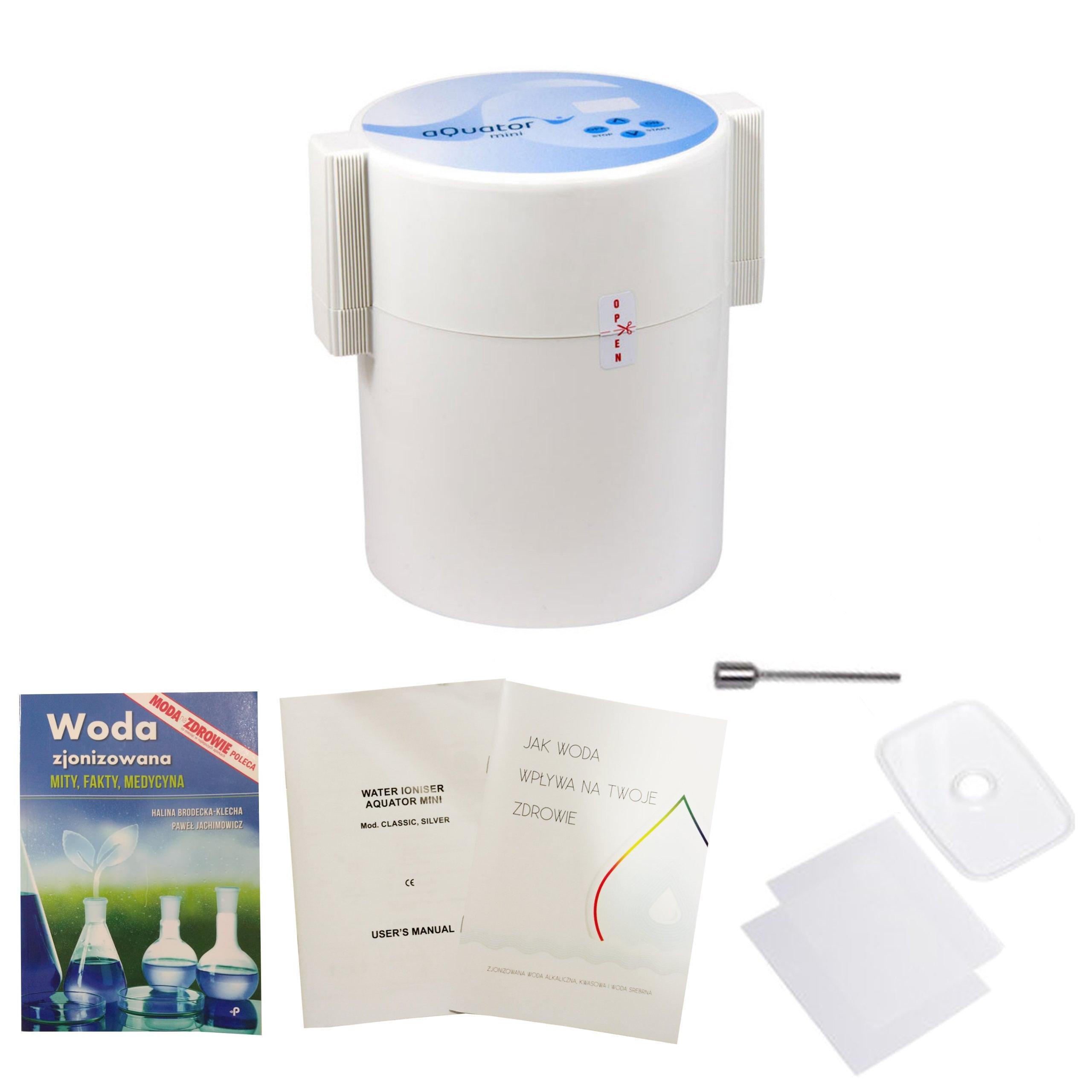 Aquator Mini Silv Ionizer Water Strieborná elektróda