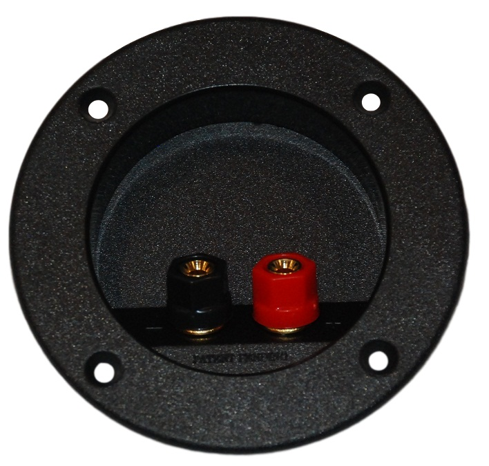 Reproduktorový terminál 100 mm Speaker Socket