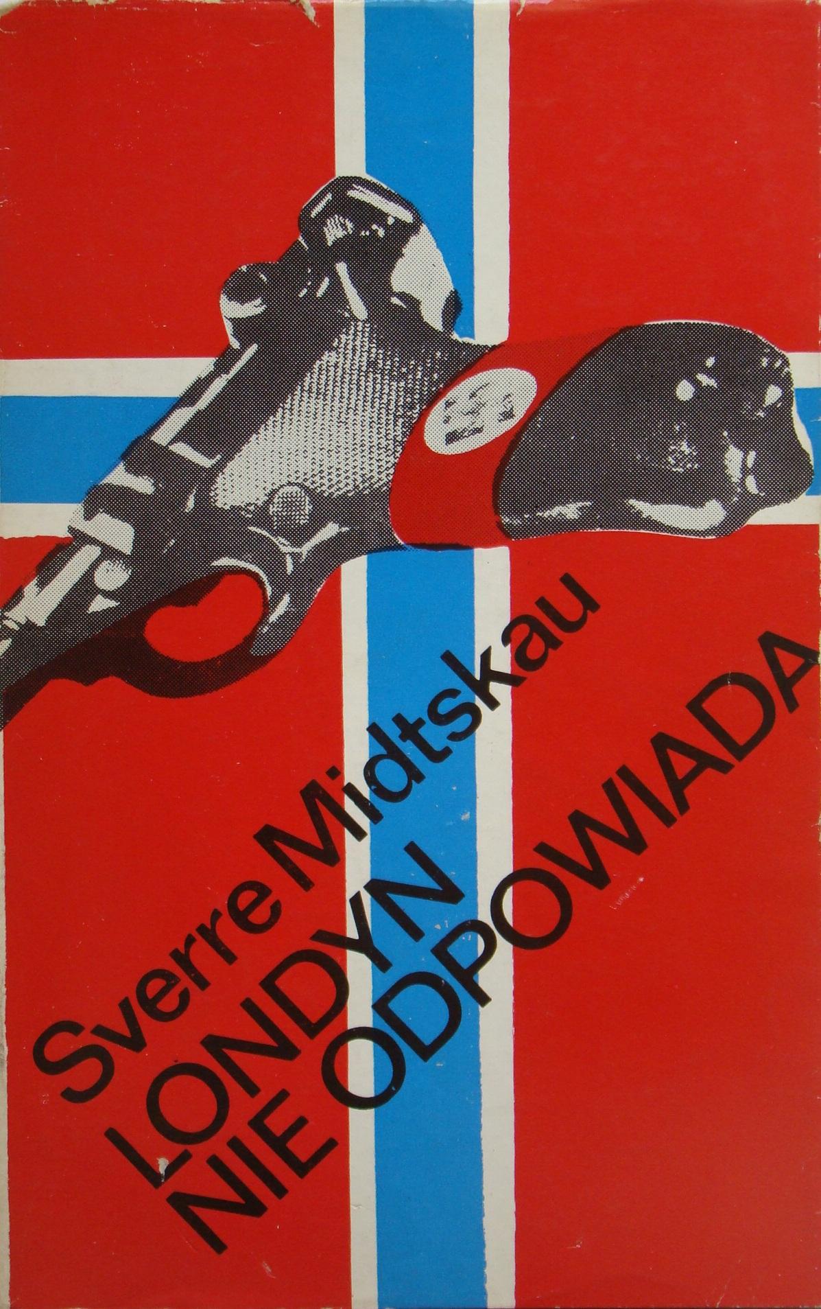 Sverre Midtskau - Londyn nie odpowiada - Allegro.pl - Cena: 1 zł - Stan:  używany - Warka