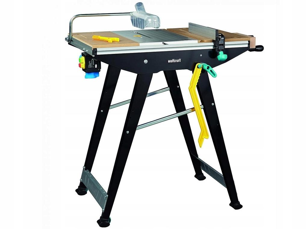 Pracovný stôl WOLFCRAFT MASTER CUT 1500