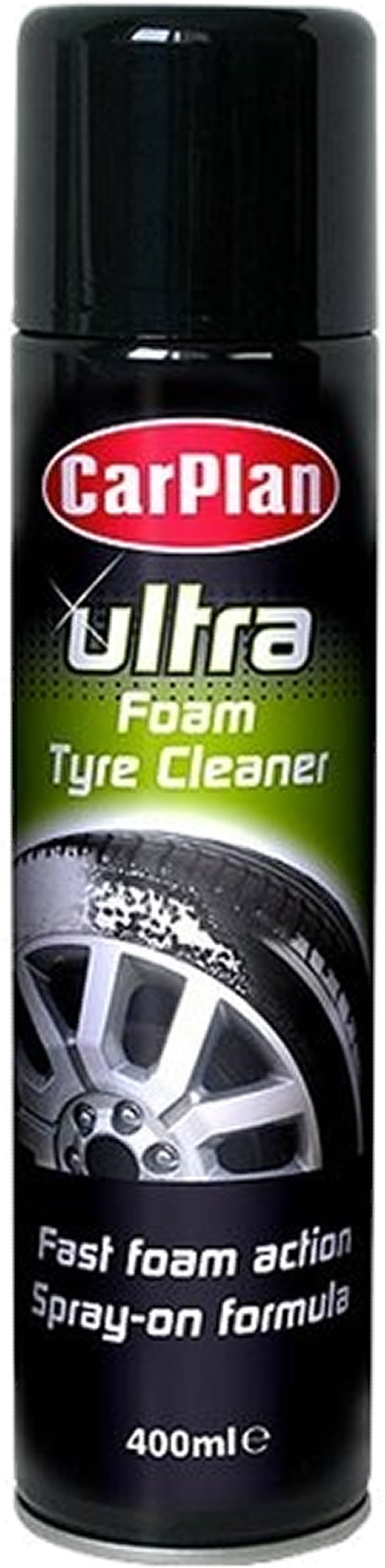 CarPlan Ultra Tyre Shine 400ml Efekt mokrej opony