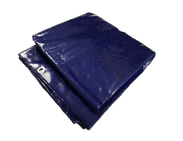 Tarpaulin pre plot 1.76x3,41 granát 150 g / m2