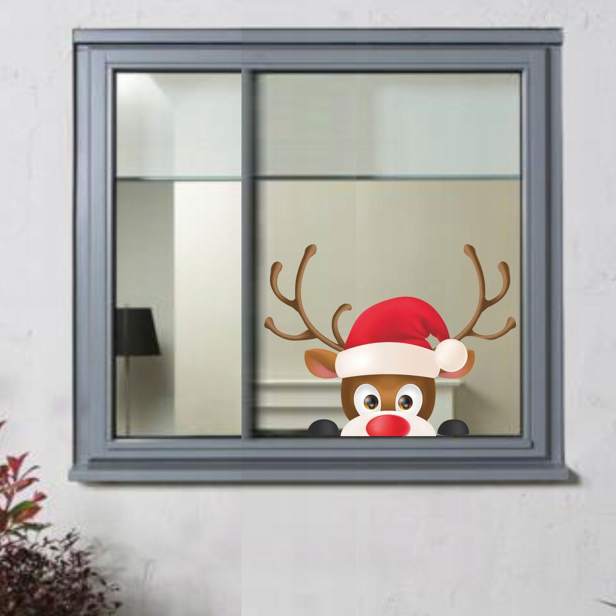 представляется, что картинки на стекло новый год олени тогда обновка станет