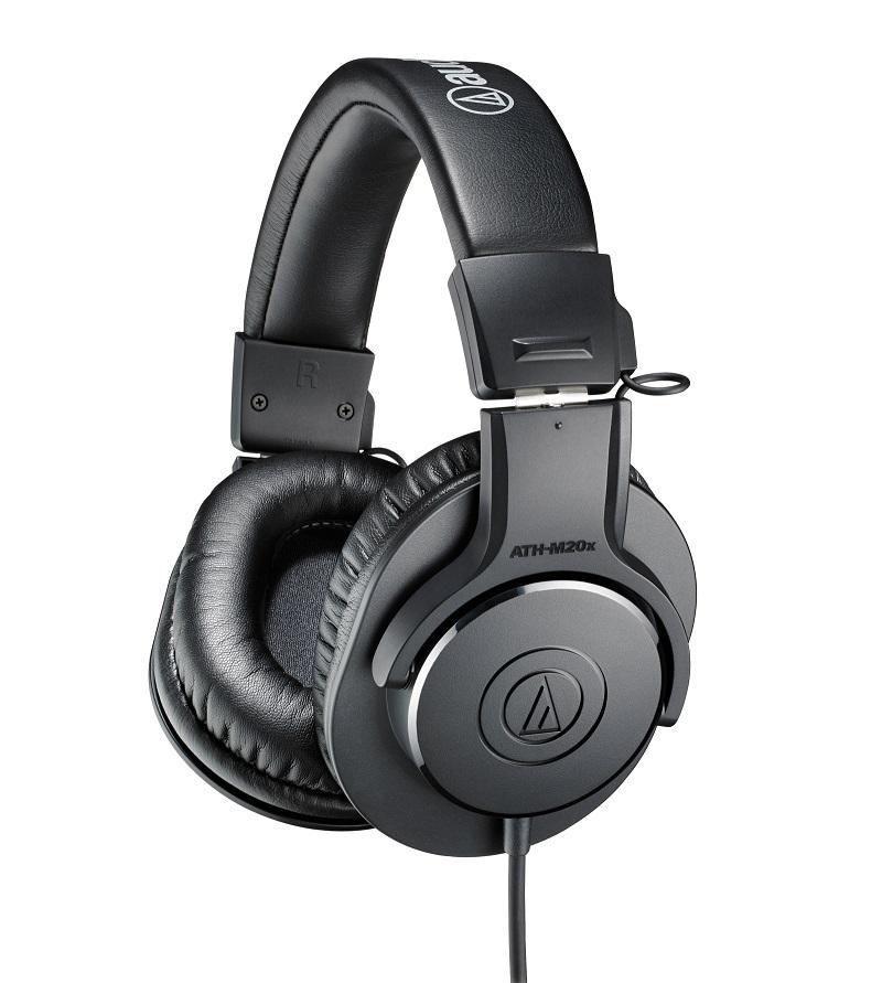 Item AUDIO-TECHNICA ATH-M20X HEADPHONES DYNAMIC
