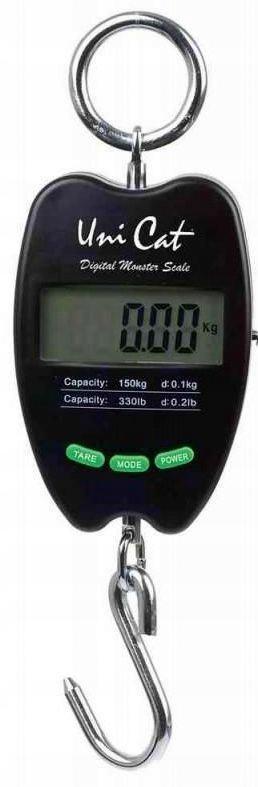 HMOTNOSŤ ELEKTRONIKA UNI CAT DIGITÁLNE MONSTER 150kg