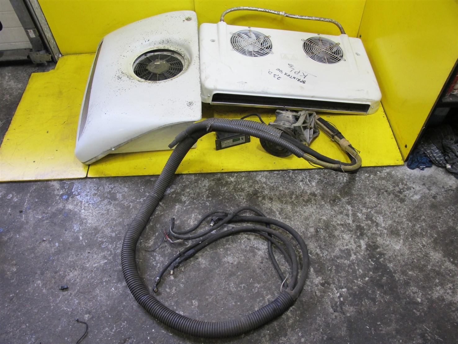 приводимый в действие рефрижератор термо кинг-сайз