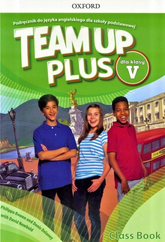 team up plus klasa 6 podręcznik