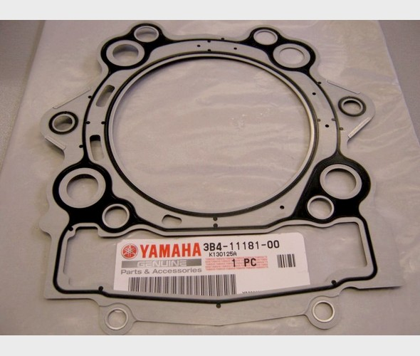 GASKET AFTER HEADS YAMAHA RAPTOR GRIZZLY 700
