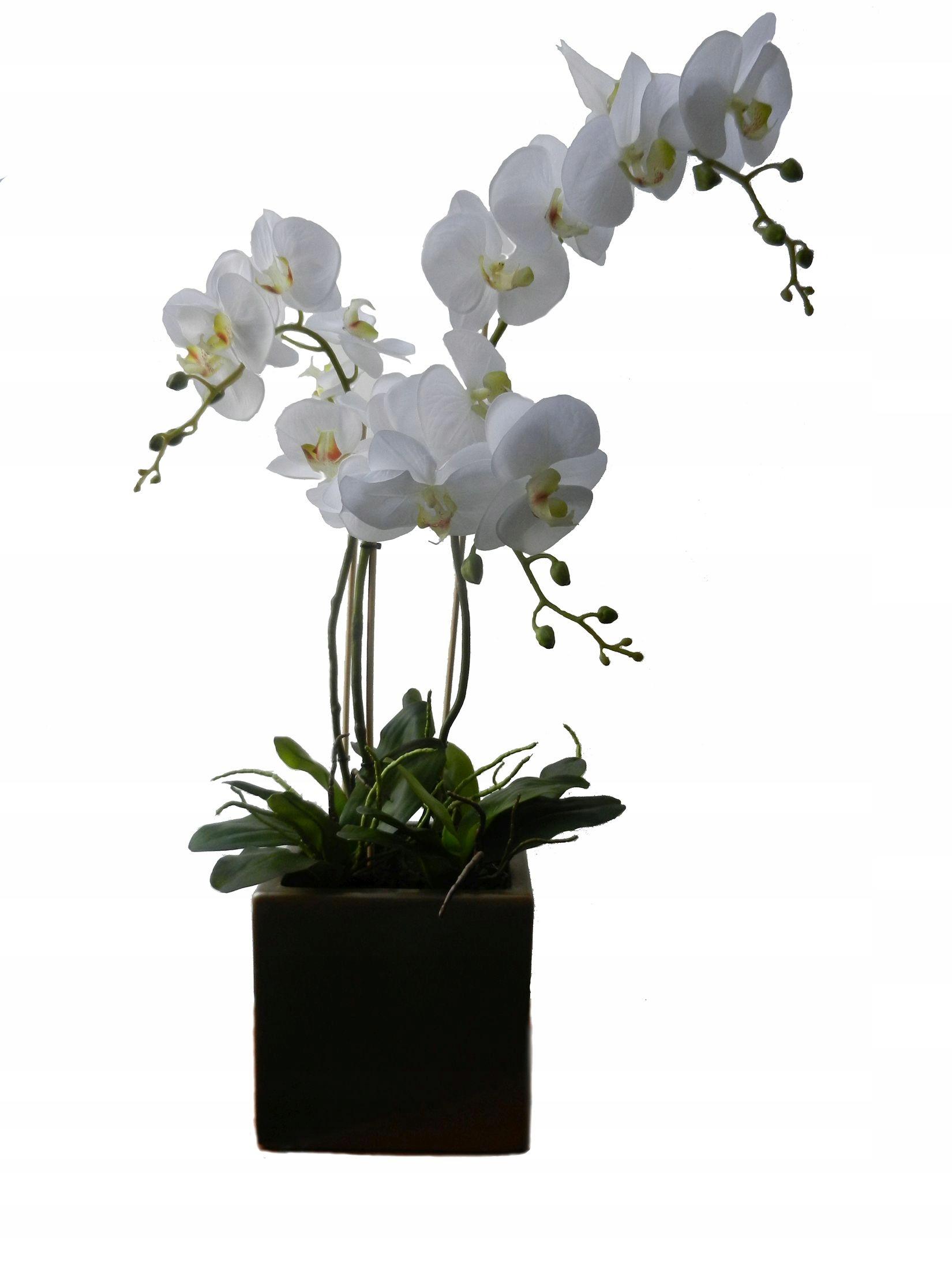 ORCHIDEA kvetináče exkluzívne umelé kvety ARTROS