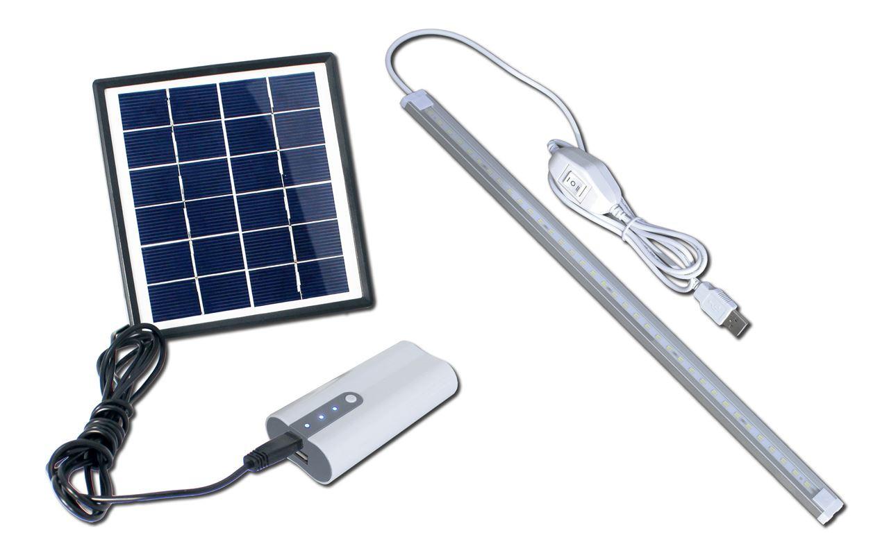 Dove solárne prenosné elektrické systém /osvetlenie