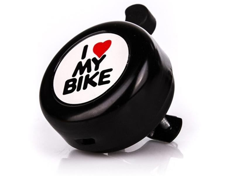 Oceľový zvon a láska môj bicykel čierny