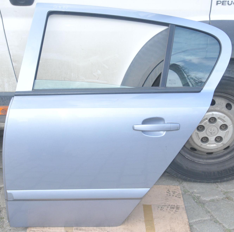 Drzwi Lewe Tyl Tylne Opel Astra H Iii 3 Hatch Z4au Wroclaw Ul Kleczkowska 52 Allegro Pl
