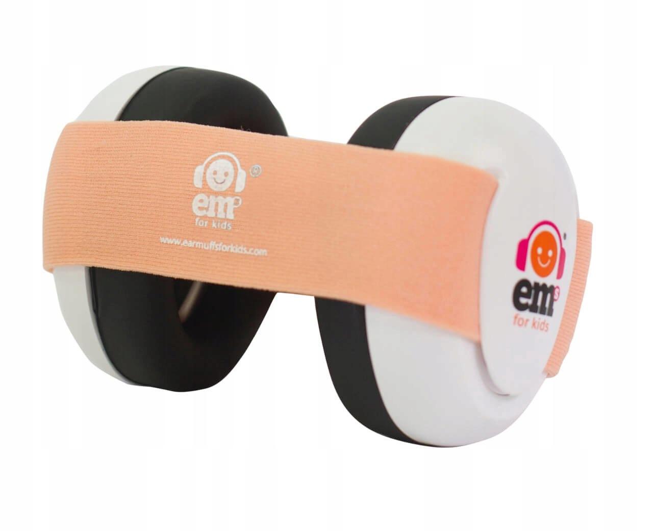 Slúchadlá ochranné slúchadlá pre deti 0+, EM'S