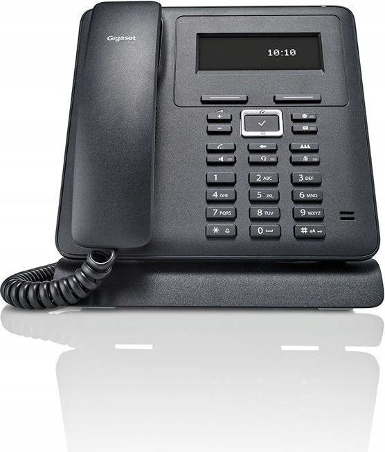 Купить Максвелл Basic GIGASET VoIP-Телефон IP-4xSIP , TLS на Otpravka - цены и фото - доставка из Польши и стран Европы в Украину.