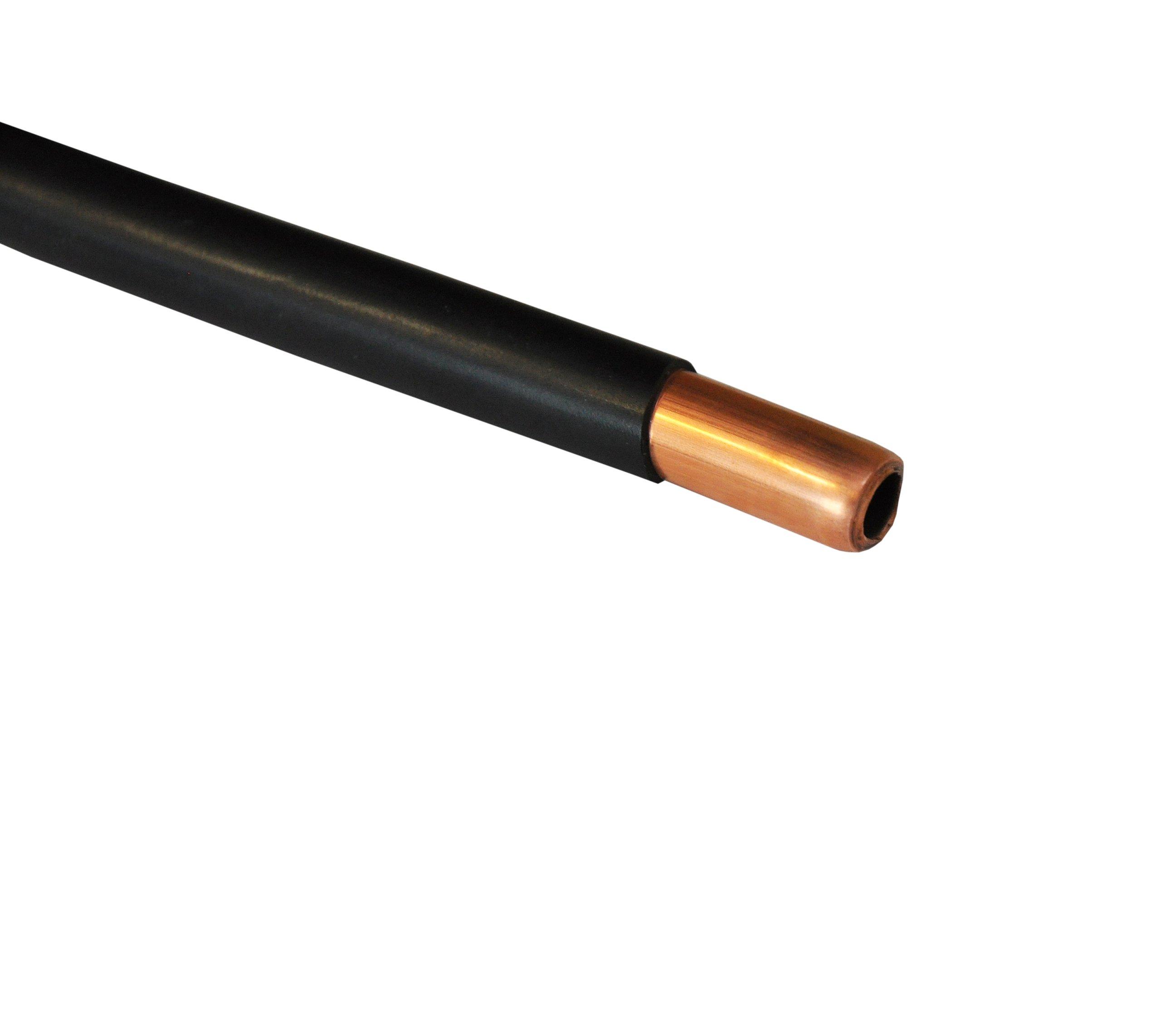 кабель медный медь труба трубка газовая fi8 8mm