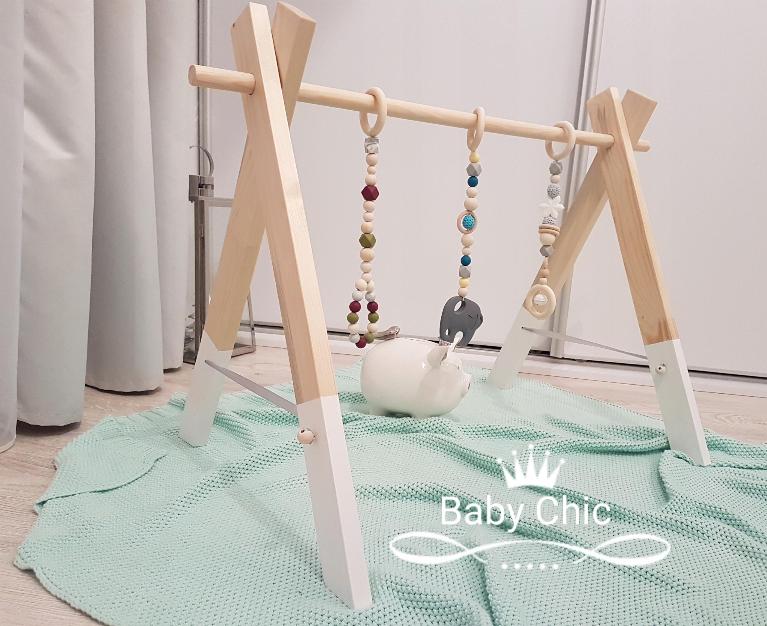Vzdelávací gymnastický stojan Baby Gym PROMOTION