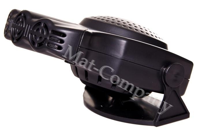 Обогреватель автомобильный вентилятор нагреватель 12в 160вт (фото 3) | Автозапчасти из Польши