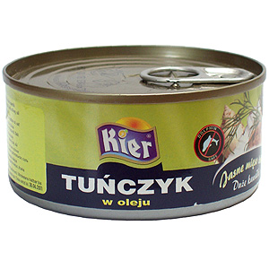 Tuniaka v oleji 170g veľké kusy srdcia 10 ks