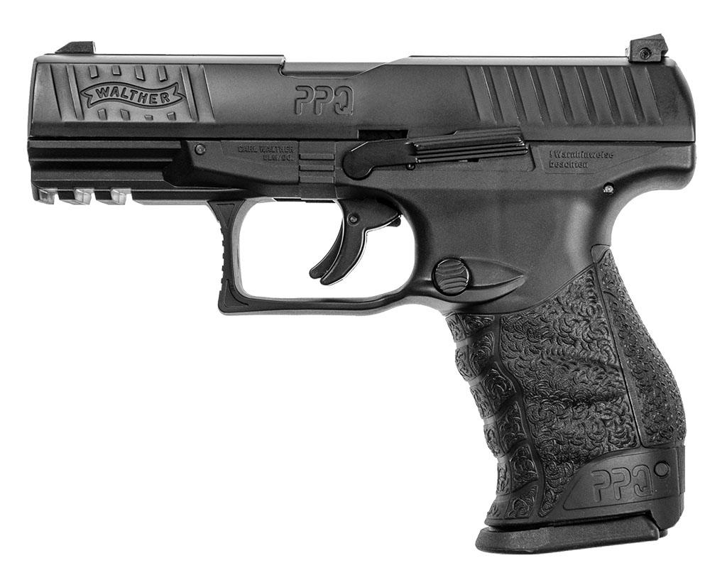 RAM Boj proti CO2 pistol Walther PPQ M2 T4E