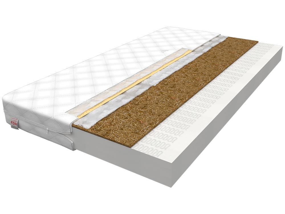 Doplatok za matrac COCO 160X90 FOAM-COCONUT