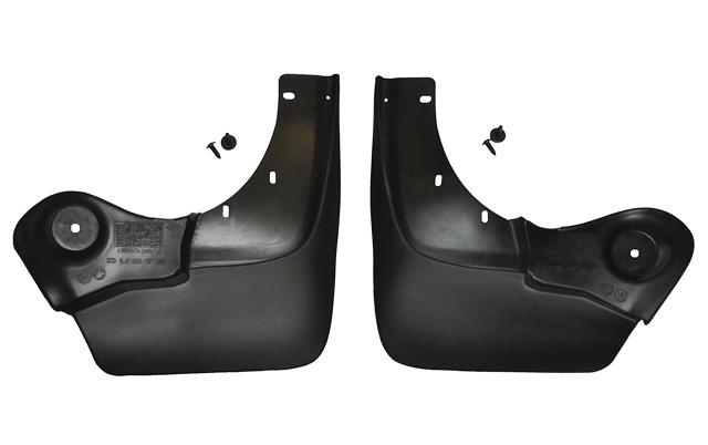 Брызговики передние Dacia Duster (набор из 2 штук) оригинал