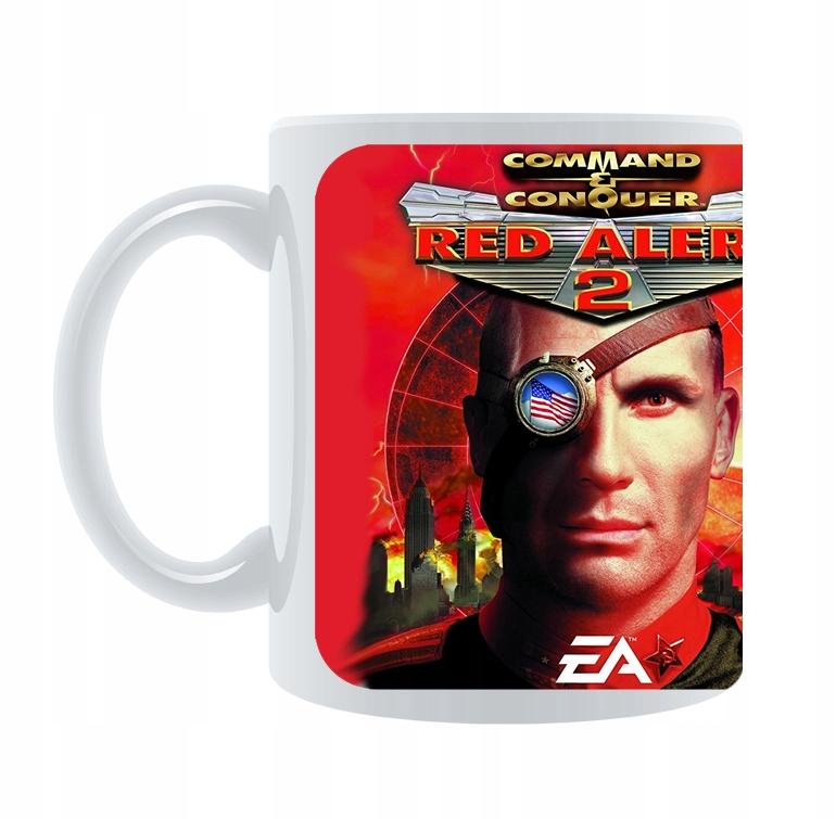 RED ALERT 2 - Cup [ hrať retro classic ]