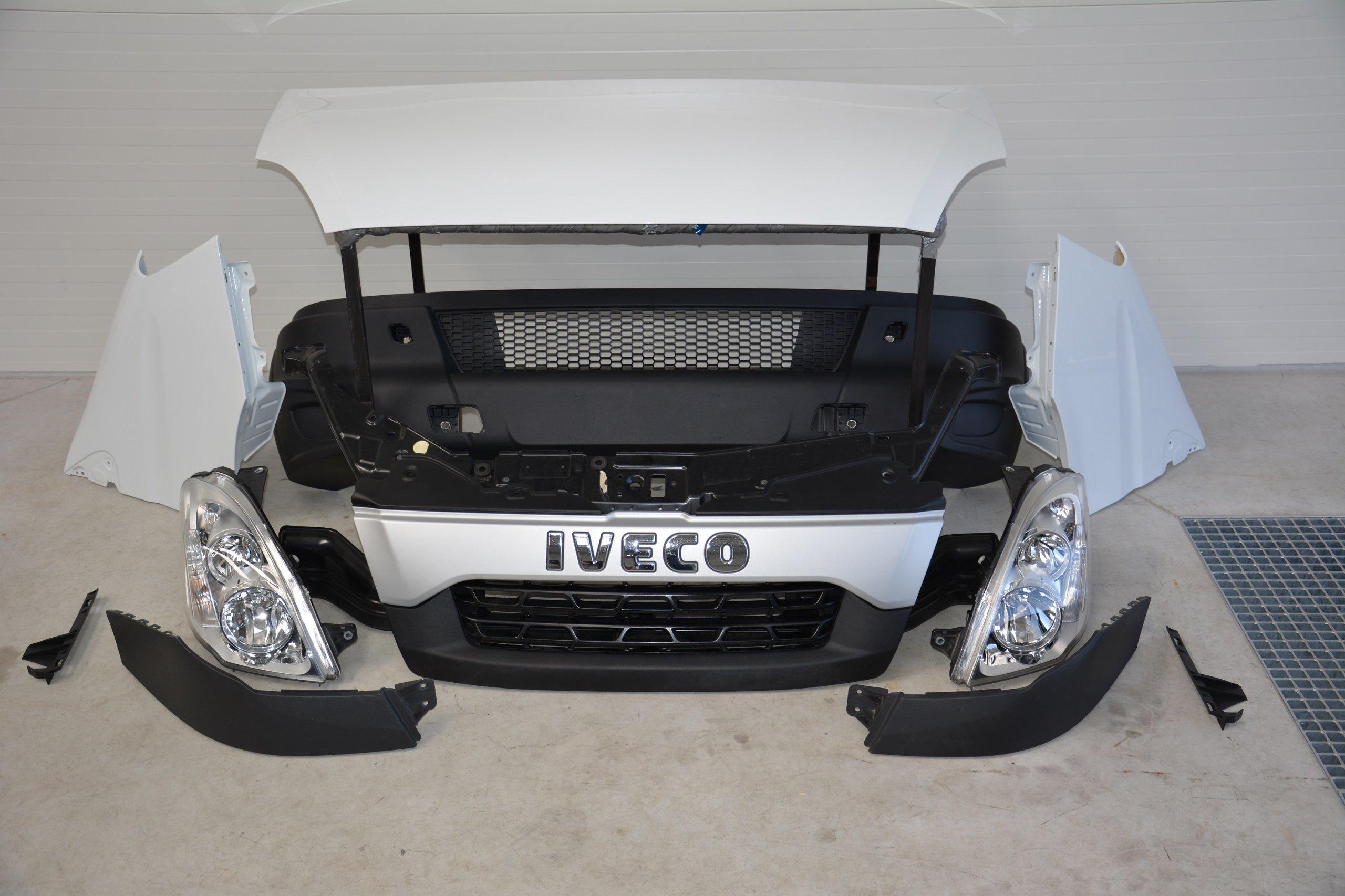 viki iveco daily 2012 полный вперед