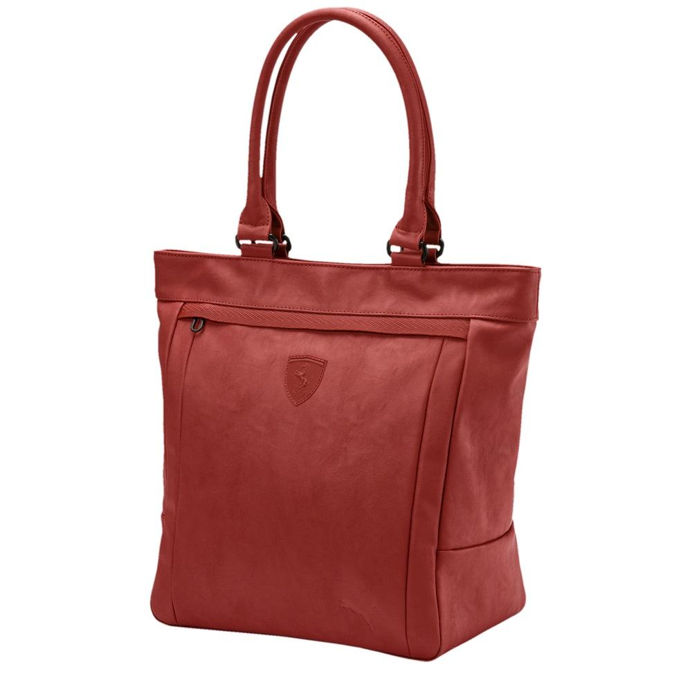 Torba torebka Puma Sf Ls Shopper Ferrari handbag