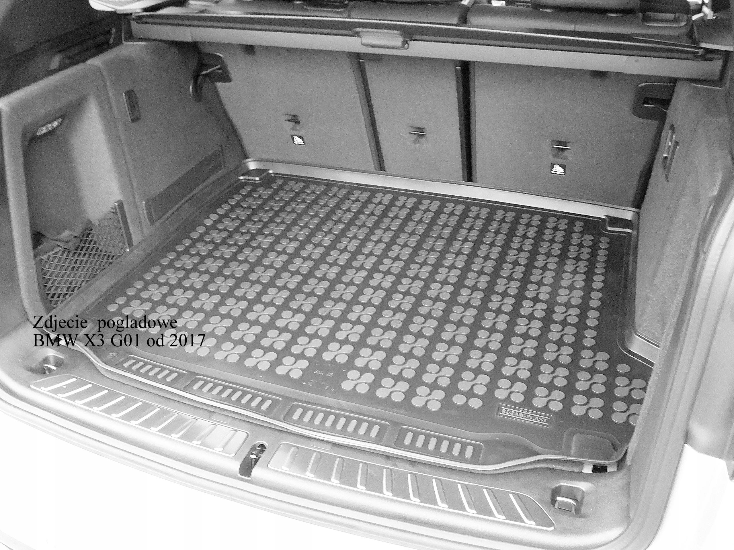 Hyundai Tucson 2004-2010 коврики резиновые с бортиком