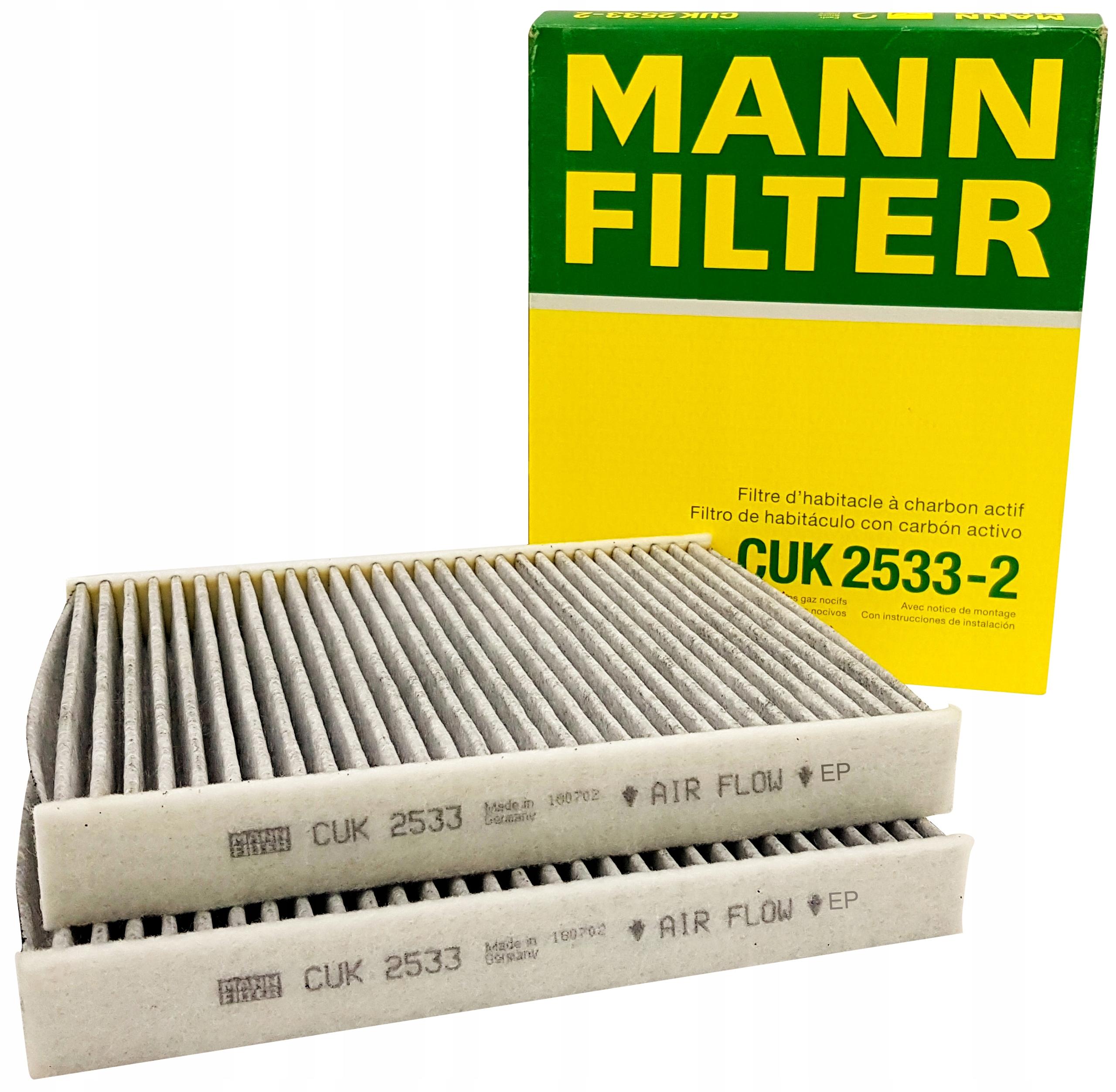 Mann-Filter Filtre à air BMW 5 BMW 6 CAB BMW 6 e61 e63 e60 BMW 5 touring