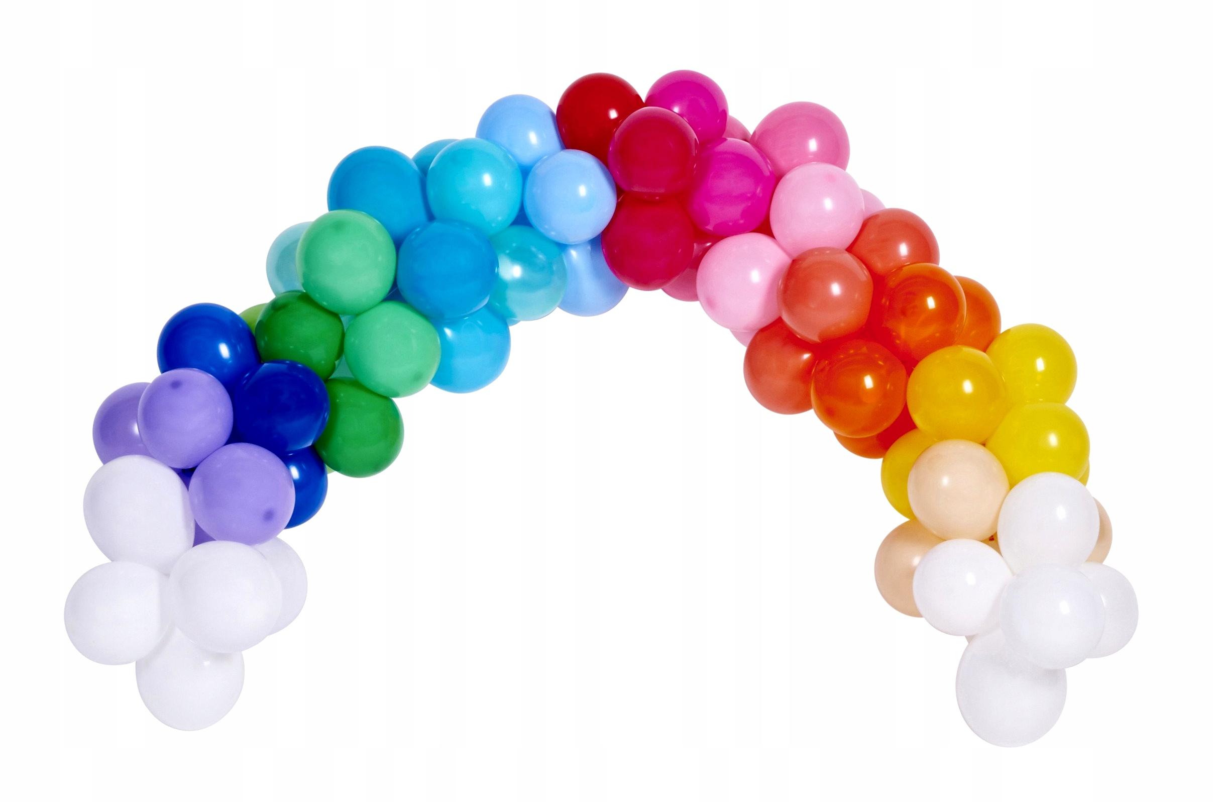 шары пастель -- 32cm -- 100szt -- 18 цвета