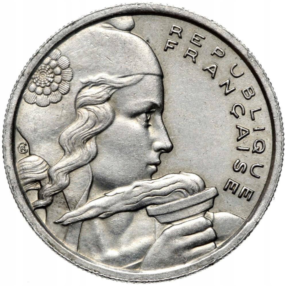 Francúzsko - mince - 100 Francs 1955 - COCHET