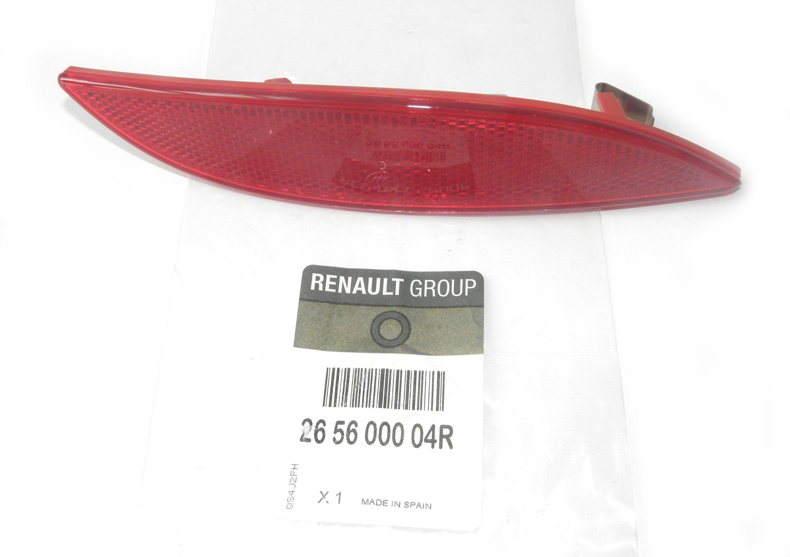отблеск бампера правый сзади renault megane iii org
