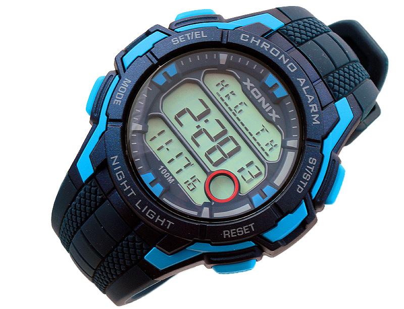 XONIX športové hodinky. N. funkčné darček