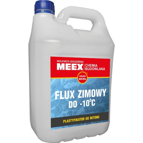 PLASTYFIKATOR zimowy do betonu FLUX do-10 st.C 10L
