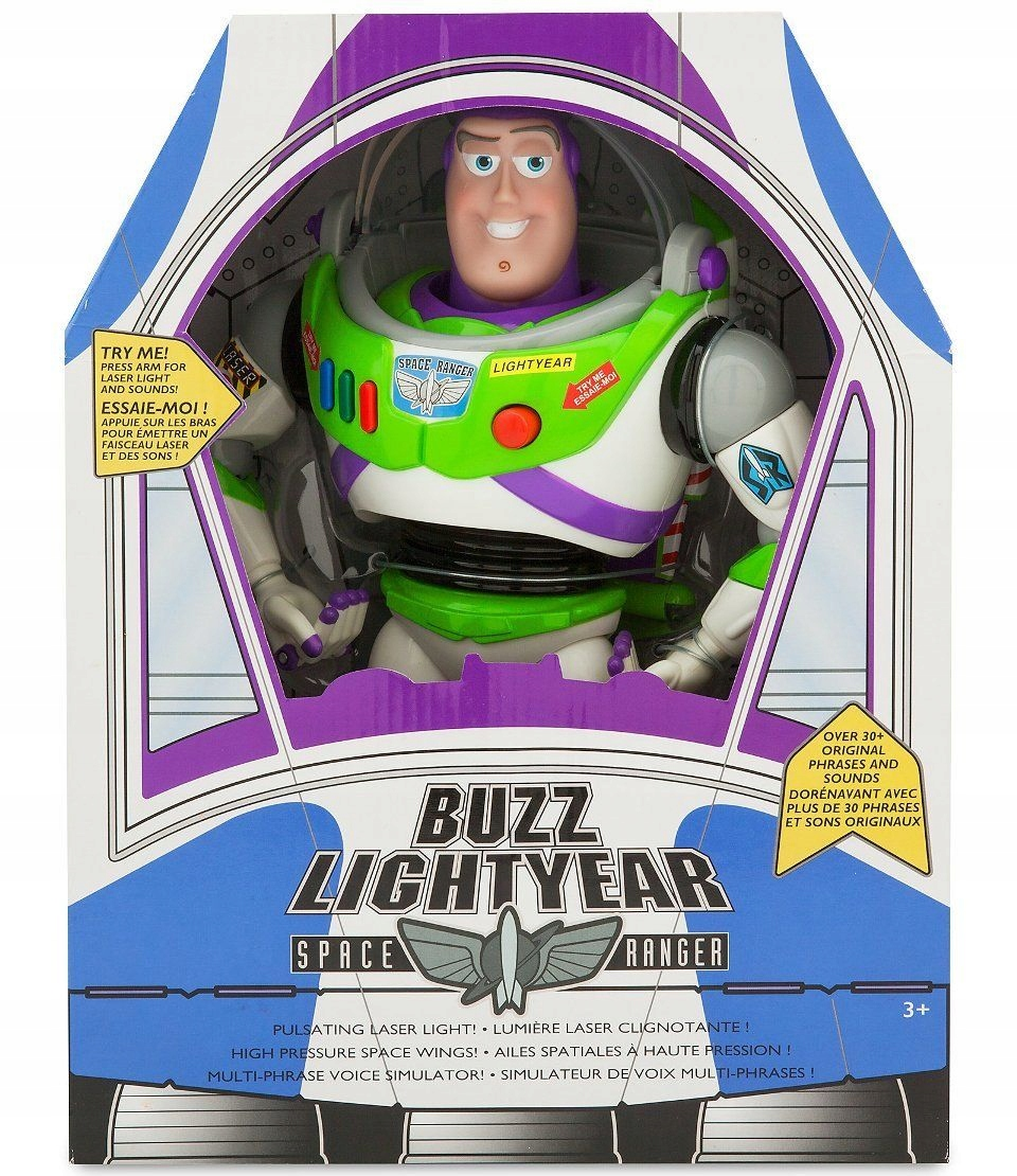 EDITION 2020 BUZZ Astral Toy Story 31cm Interactive