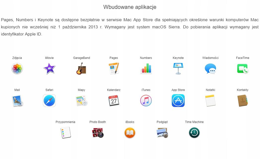 MacBook Pro 13 i7 3.0GHz 8GB 512GB A1502 2013 Rozdzielczość (px) 2560 x 1600