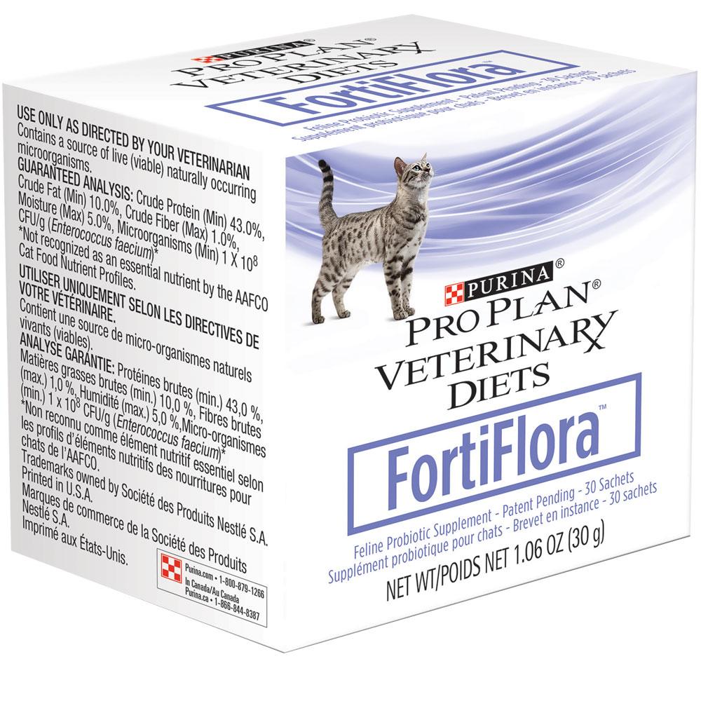 Purina FORTIFLORA pre mačky (30x1g). Doprava zadarmo
