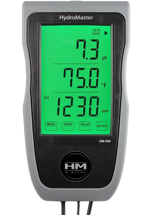 HM-500 HydroMaster Монитор EC/TDS/pH и Температуры