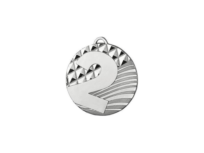 Medaily medailu 50mm zlato strieborná bronzová stuha