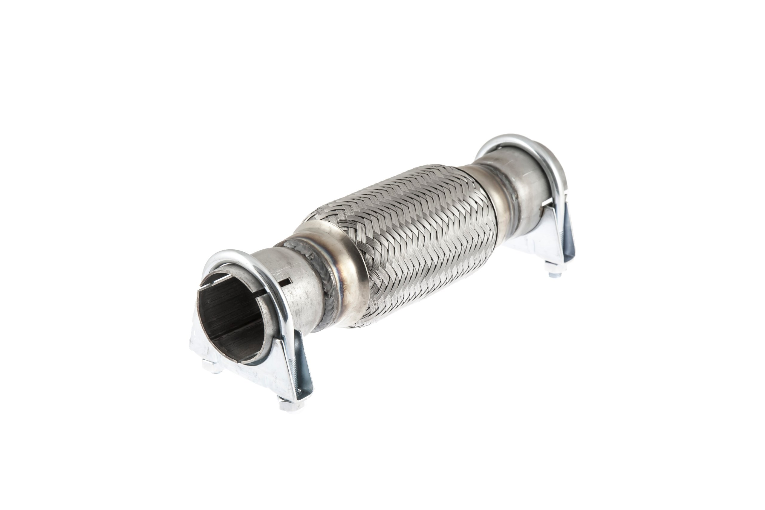 Соединитель гибкий выдохе глушитель вибрации 45x250