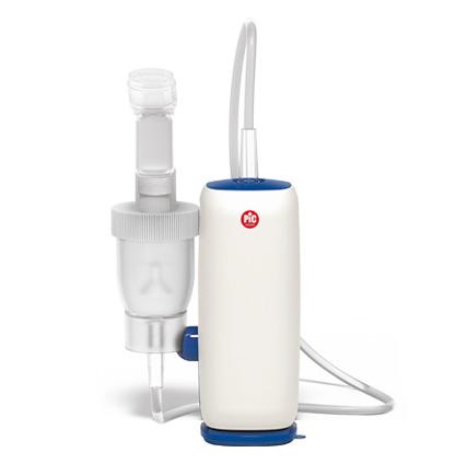 Inhalátor PiC Riešenie Vzduchu mikrotłokowy Stylo +SOĽ