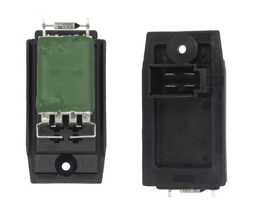резистор воздуходувки резистор к ford coguar focus
