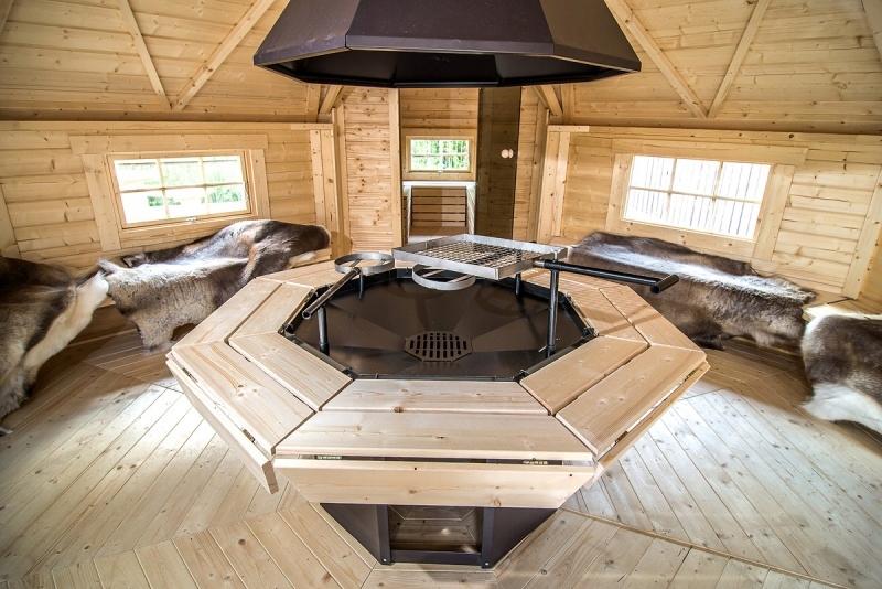 восьмиугольный дом проект фото про исузу вехикросс