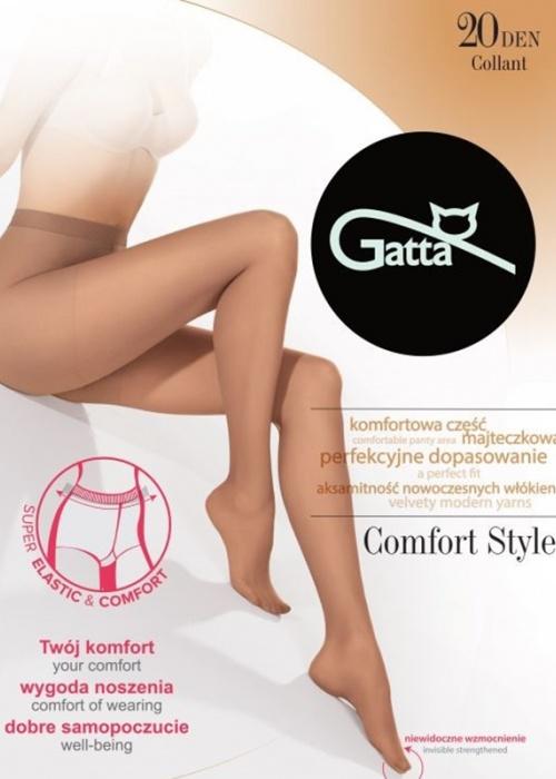 Gatta rajstopy Comfort Style 20 DEN_tg4