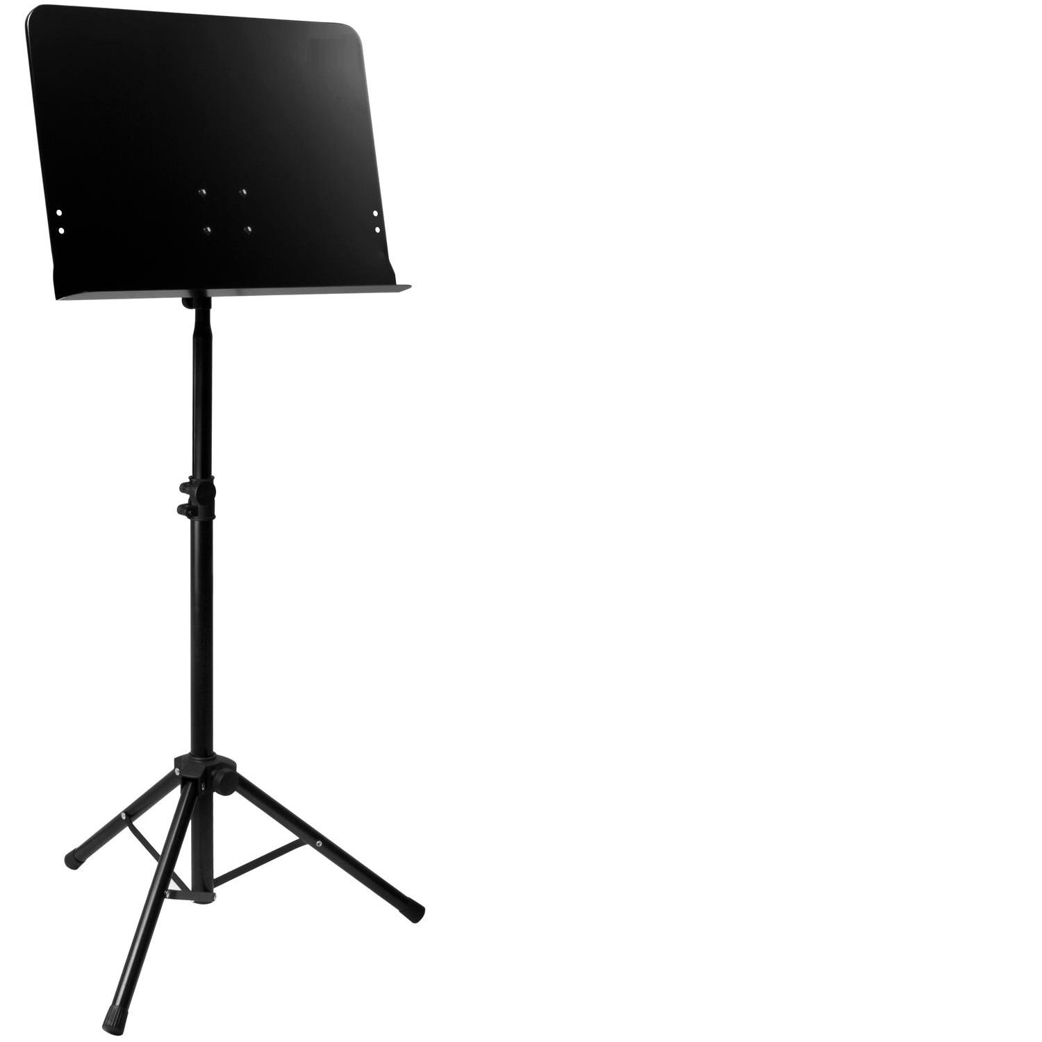 Item MUSIC STAND FOR MUSIC NOTES ON TRIPOD - FULL TOP