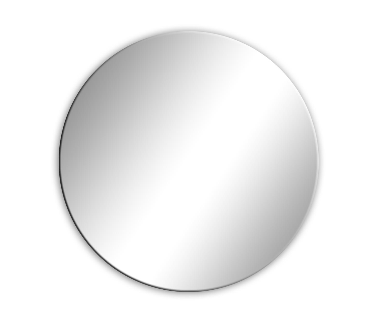 Zrkadlový kruh okrúhly FI50 s rôznymi veľkosťami