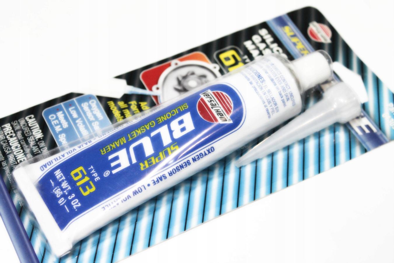 масса уплотнительная силикон прокладки k2 синяя