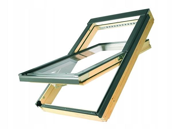 Okno okna dachowe FAKRO FTS-V U2 78x118